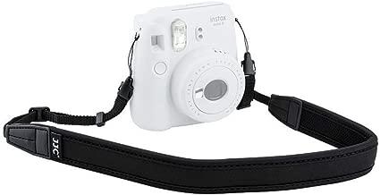JJC Deluxe Neck Strap Shoulder Strap for Fuji Fujifilm Instax Mini 9 Mini 8 Mini 90 Mini 70 Wide 300 SQ20 SQ10 Instant Camera for Canon SX420 SX430 Sony RX100 VII VI VA Panasonic ZS200 ZS100 ZS70 ZS60