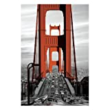 Landscape - Poster Golden Gate Bridge (San Francisco)
