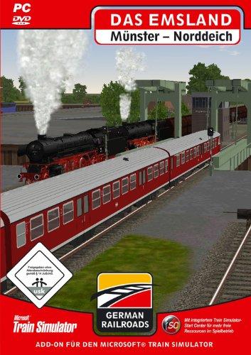 German Railroads - Volume 8 - Das Emsland (PC)