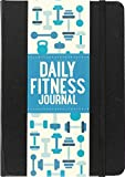 Daily Fitness Journal (with removable cover band!)