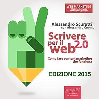Scrivere per il web 2.0 copertina