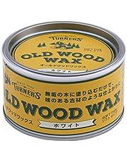 ターナー色彩 オールドウッドワックス 350ml ホワイト OW350010