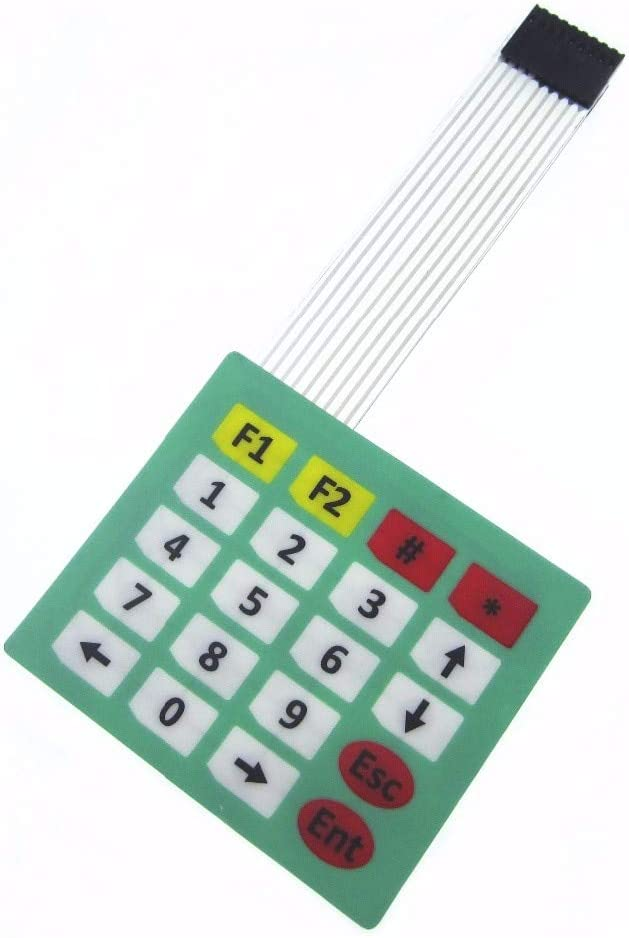 4x5 Matrix Array 20 Challenge the lowest Popular standard price Key Membrane Keys 45 Keyboard Keypad Switch