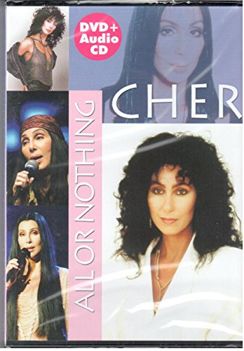 Cher all or nothing [2 DVDs]