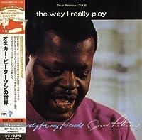 Way I Really Play by Oscar Peterson (2008-12-03)