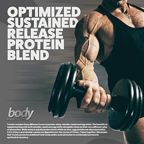 Body Nutrition Trutein Peanut Butter Marshmallow Protein Powders, 4 lb