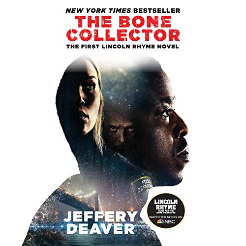 The Bone Collector  By  cover art