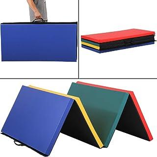 BestMassage Gymnastics Mats Exercise Mat Tumbling Mats for Gymnastics Gymnastics Mats for..