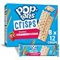 48-Count Pop-Tarts Crisps Frosted Strawberrylicious, 2.95lb