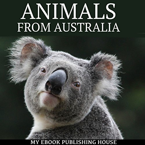 Animals from Australia cover art