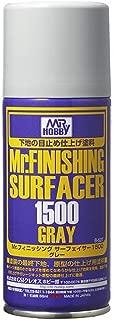 Mr. Finishing Surfacer 1500 Gray 170ml Spray