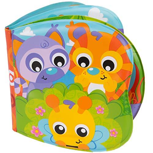 Playgro Little Bee s Adventure - Libro de baño (0186966)