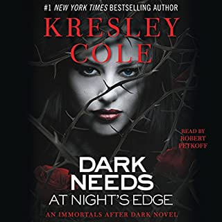 Dark Needs at Night's Edge: Immortals After Dark, Book 5 cover art