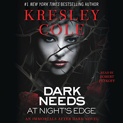 Dark Needs at Night's Edge: Immortals After Dark, Book 5 Titelbild
