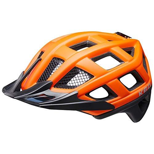 KED Crom XL - Casco para bicicleta (60-64 cm, incluye cinta de...