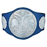 WWE Authentic Wear Smackdown Tag Team Championship Commemorative Title Belt Multi