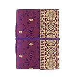 sari de Journal–Cuaderno (Medium 120x 165, color morado