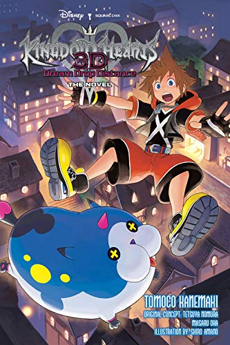 Kingdom Hearts 3d: Dream Drop Distance the Novel (Light Novel)