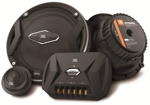 """JBL Gto609C 6-1/2"""" 2-Way GTO Series Component Car Speakers System"""