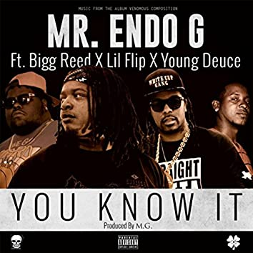 You Know It (feat. Lil Flip, Bigg Reed & Young Deuce)