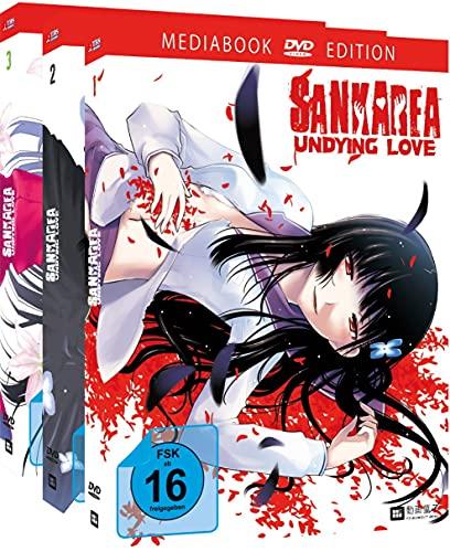 Sankarea - Undying Love - Gesamtausgabe - Bundle - Vol.1-3 - [DVD] Limited Edition