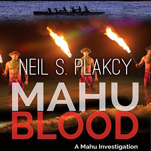 Mahu Blood cover art