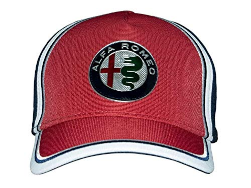 Sauber Motorsport AG Alfa Romeo Baseball Logo Team cap