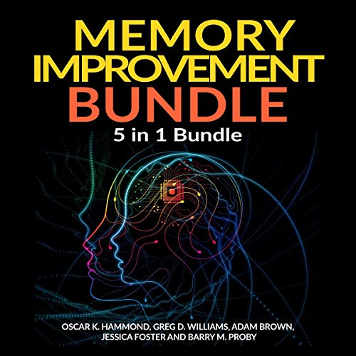 Memory Improvement Bundle  By  cover art