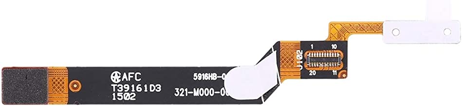 Professional Power Button Flex Cable Compatible With Sony Xperia C4