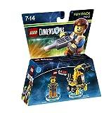 lego dimensions fun pack - lego movie: emmet