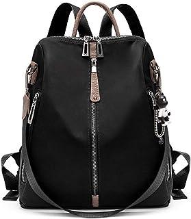 BUKESIYI Damen Tasche Rucksack Handtasche Frauen backpack Klein Anti Diebstahl Schulrucksack Laptop Weekender CCDE78293