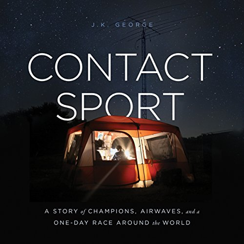 Contact Sport audiobook cover art