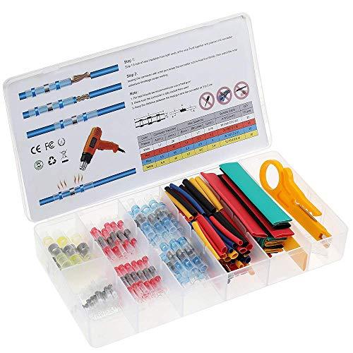 ELECTRAPICK Uhrmacherwerkzeug Set 15 Stücke Uhröffner Werkzeug Stiftausdrücker Batteriewechsel mit schwarzer Aufbewhrungstasche, Geeignet für meiste Uhren