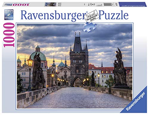 Ravensburger - The walk across the Charles Bridge (19738)