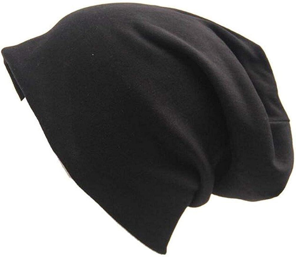 Century Star Unisex Max 66% OFF Comfy Cotton Beanies for discount Cap Soft Sleep Hair