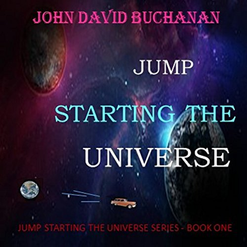 Couverture de Jump Starting the Universe