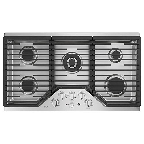 cooktop gas 36 inch - 7