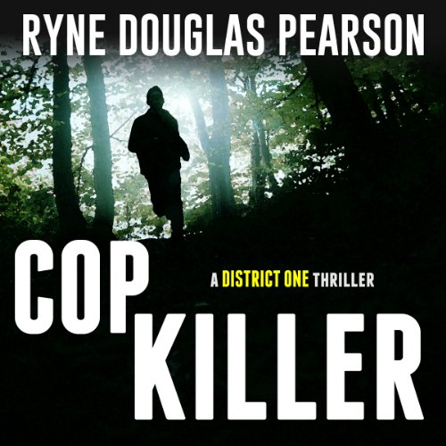Cop Killer audiobook cover art