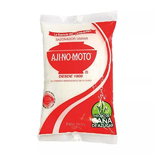 Ajinomoto Sazonador 500g - Fabricado en Per