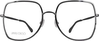 اطار نظارة دامين بريلنغستيل Jc228-807-56 للنساء من جيمي شو، اسود (شوارز)، 56.0