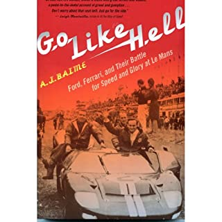 Go Like Hell cover art