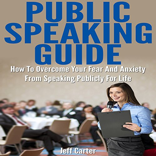 Public Speaking Guide audiobook cover art
