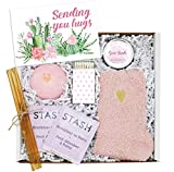 Care Package for Women, Self Care Gifts for Women, Get Well Soon, Get Well Gifts for Women, Birthday Box for Women, Feel Better Gifts for Women, Thinking of You Gifts for Friends, Cancer Gifts (SYH)