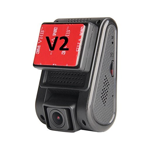 VIOFO Compact A119 V2 (New A119G 2019 Stock) + EVA Foam, 1440p DashCam (V2 GPS Mount Included! Quick Eject) Optional A1CPL (CPL) not Included. (OCD Tronic Certified)
