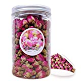 CoolCrafts Capullos Rosas Secas Naturales 100g Flores Secas