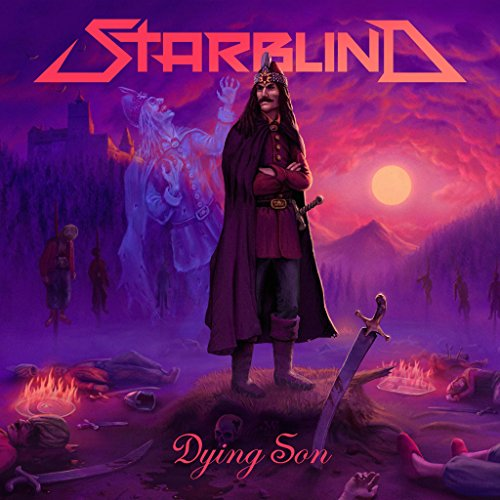 Starblind: Dying Son (Audio CD)