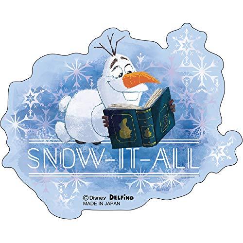 デルフィーノ ディズニー ステッカー アナと雪の女王2 オラフ/本 DZ-80997