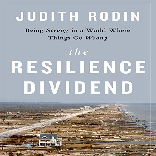 The Resilience Dividend audiobook cover art