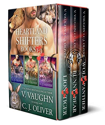 Heartland Shifters Books 1-3 Box Set: True Mate Love Romance (English Edition)
