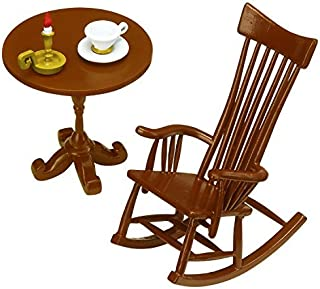 Re-Ment Pose Skeleton Accessories Rocking Chair Set